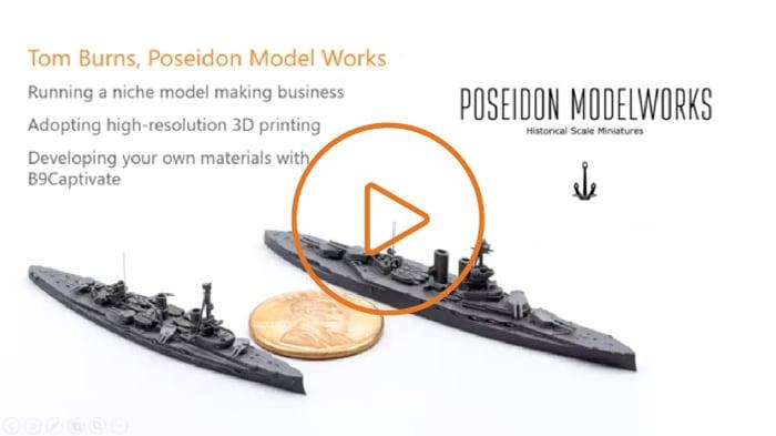 Model Making Webinar