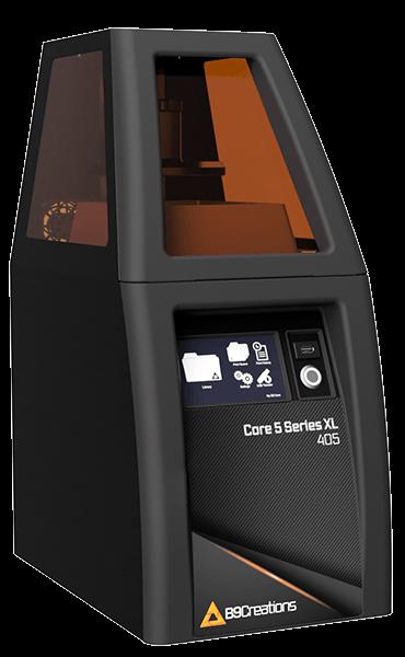XL 405 3D Printer Web