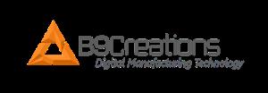 B9Creations Logo Digital Manufacturing Tech-1