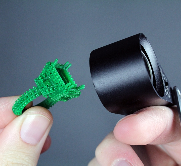 Finally, a 3D Printer Jewelers Can Trust