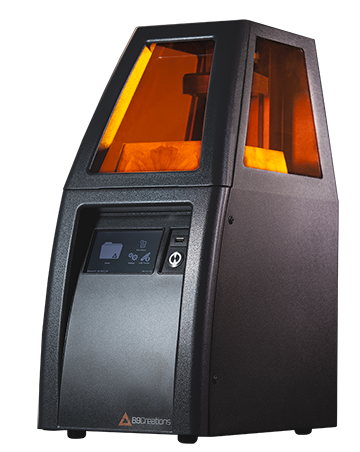 B9 Core Series 3D prints 4 times faster than the average 3D printer