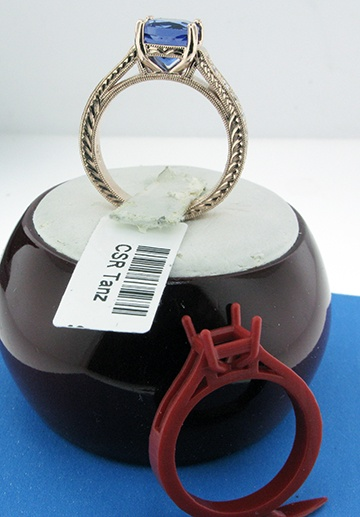 3D printing materials for casting