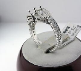B9Creator 3D printed jewelry