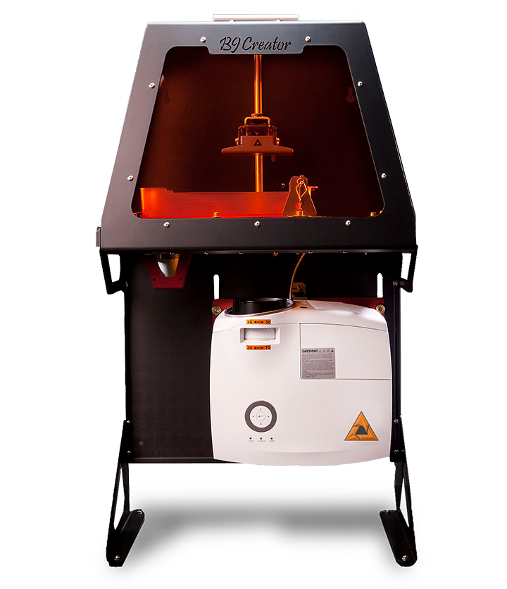 B9Creator v1.2 is the best 3D printer for resolution, versatility, and affordability.