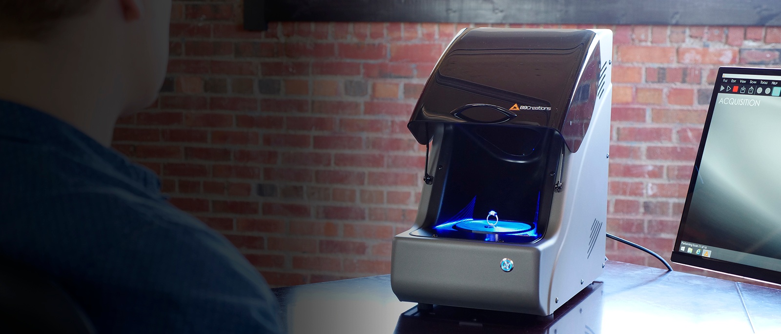 B9 Scan 350 3D Scanner