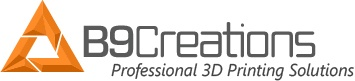 B9Creations Professional 3D Printing Solutions