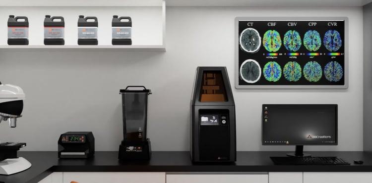 B9Creations Medical 3D Printer