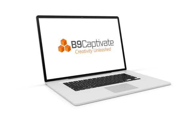 B9Captivate 3D Printing Materials