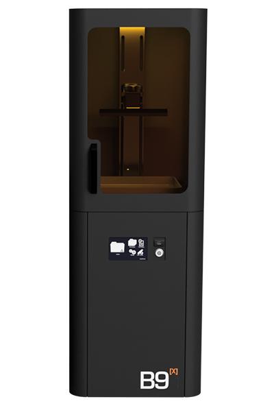 b9 x custom 3D printer