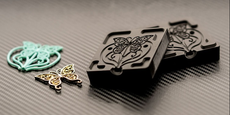 B9Creations Launches 3D Printed Jewelry Molds with New Silicone Resin