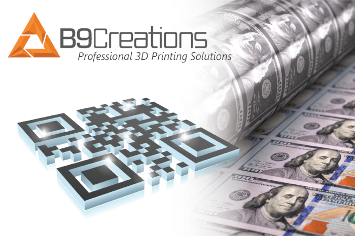 SD Mines and B9Creations 3D Printers Team Up to Stop Counterfeiting In Its Tracks