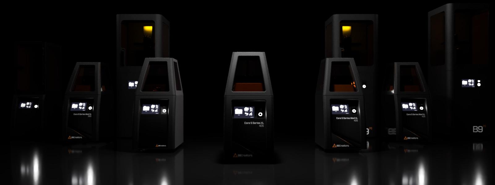 B9Creations 3D Printers