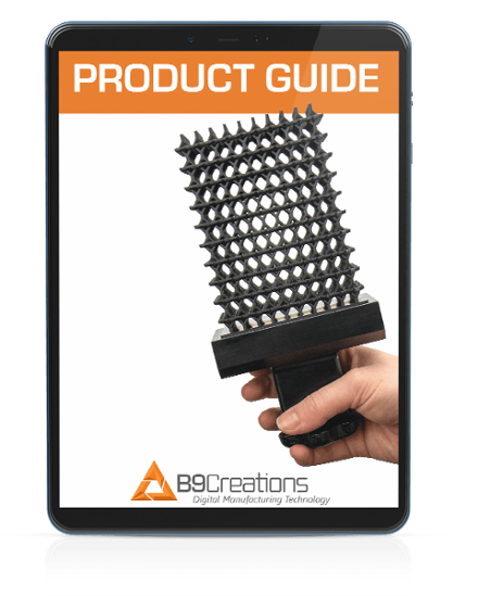 B9Creations Product Guide-1