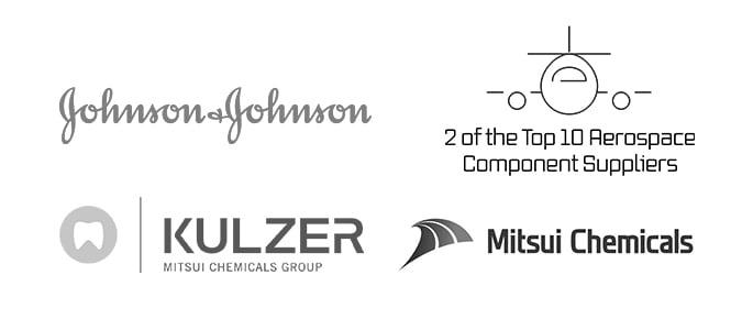 B9x Company Logos