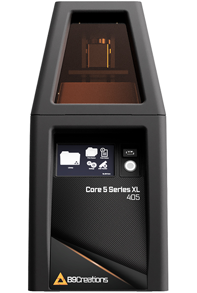 b9 core 5 series 3D printer