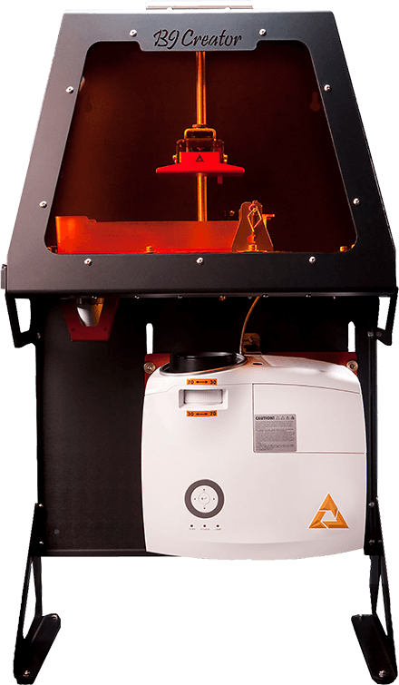 B9Creator makes the top ten list for most popular professional 3D printers!