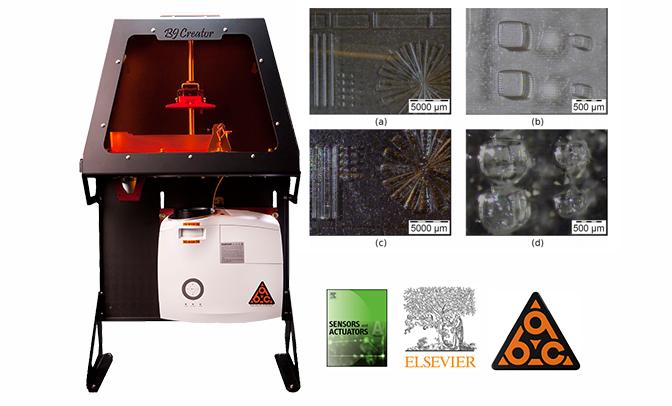 The B9Creator Helps Innovate Integrated Optics