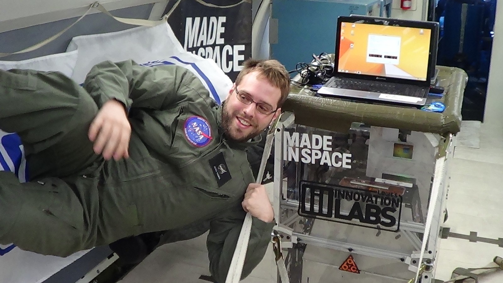 Helping Made In Space™ successfully launch the first Additive Manufacturing Facility in orbit.