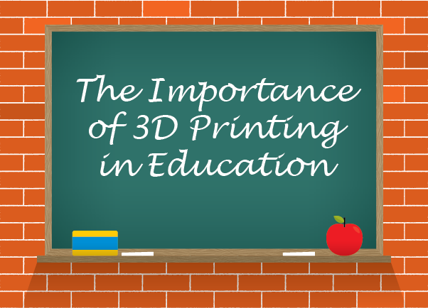 The Importance of 3D Printing in Education