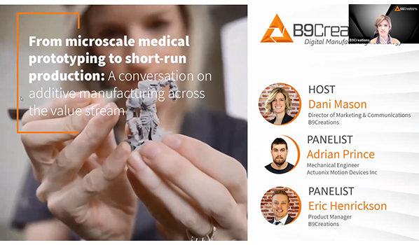 Webinar: From microscale medical prototyping to short-run production