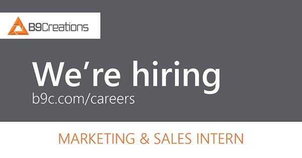 [PAID] Marketing & Sales Intern