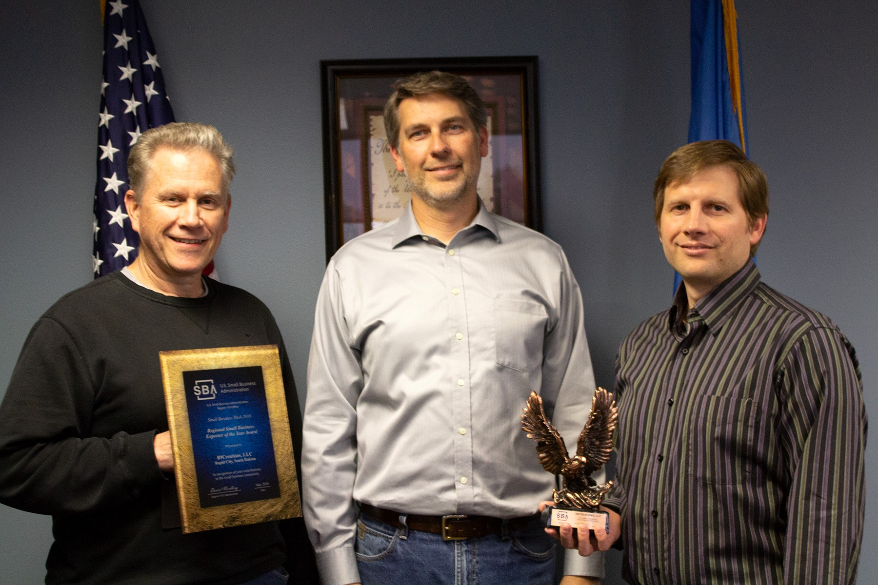 B9Creations Named Small Business Association's Regional Exporter of the Year