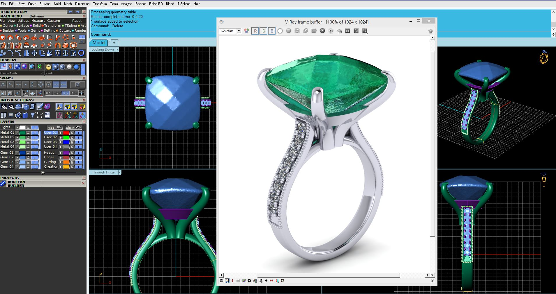 Gemstone Scanner