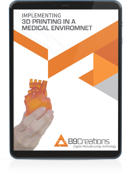eBook: Implementing 3D Printing in a Medical Environment