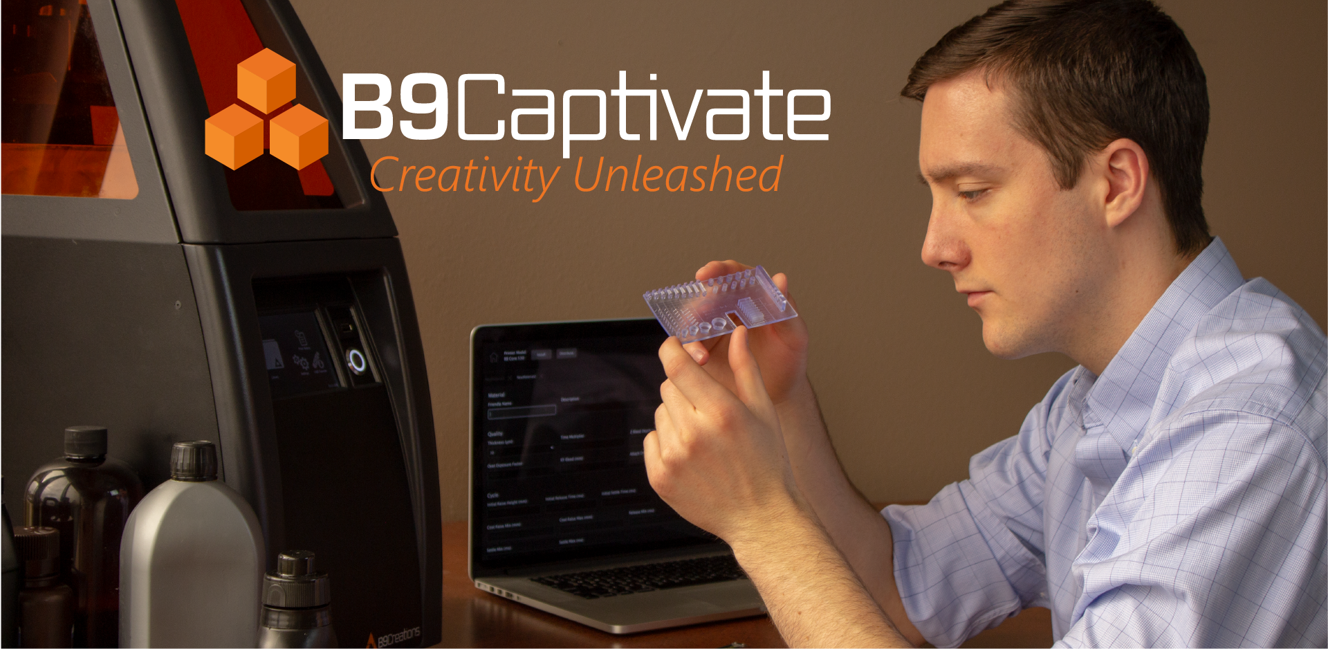 B9Captivate: Creativity Unleashed